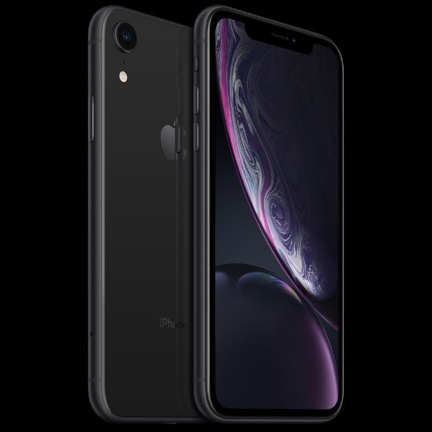 iPhone XR 64GB Unlocked Black