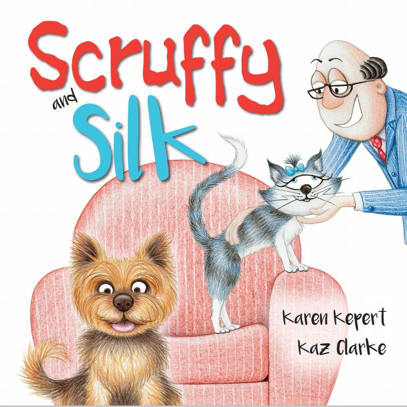 Scruffy and Silk Paperback