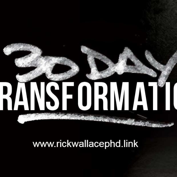 30-Day Holistic Transformation