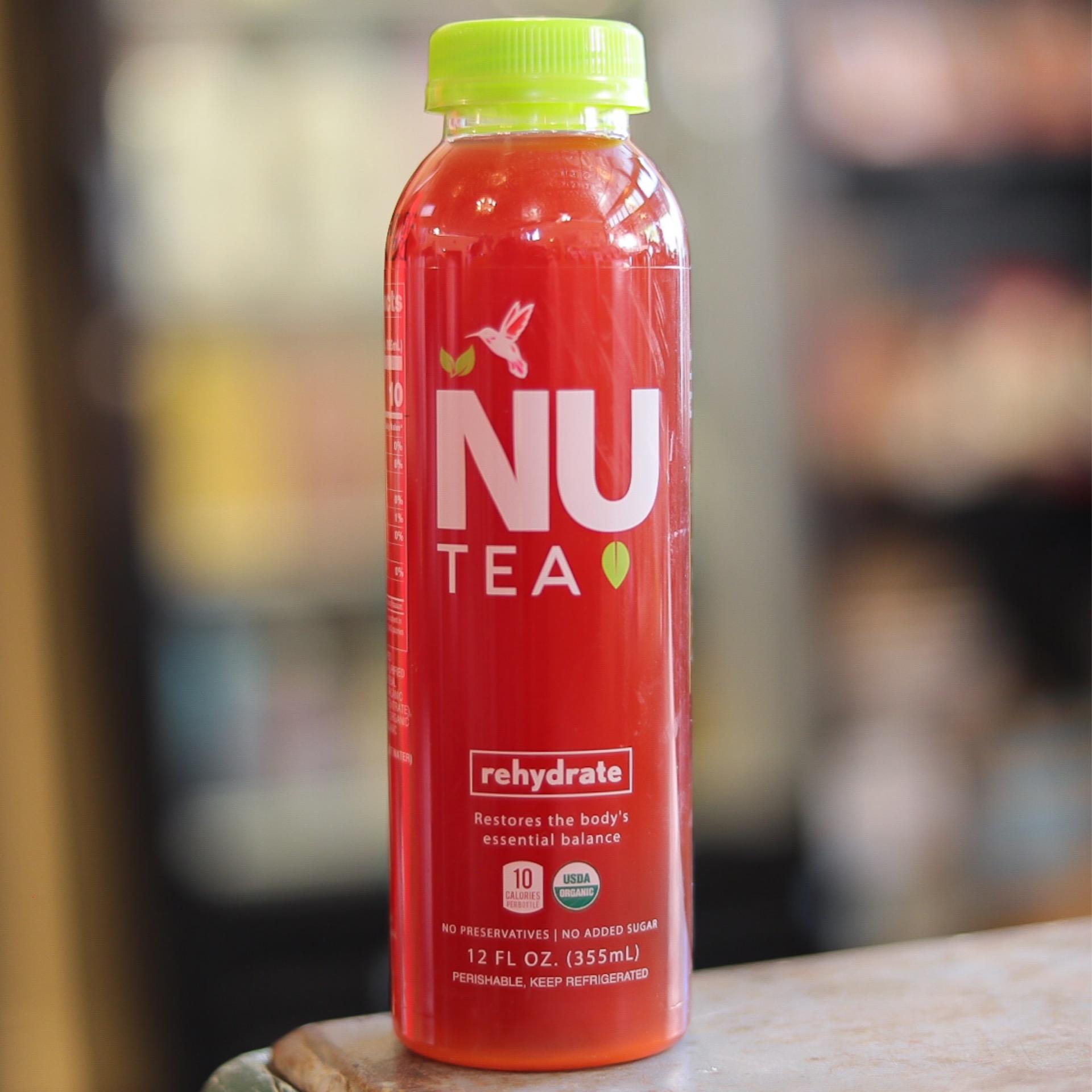 Nu Tea - Rehydrate