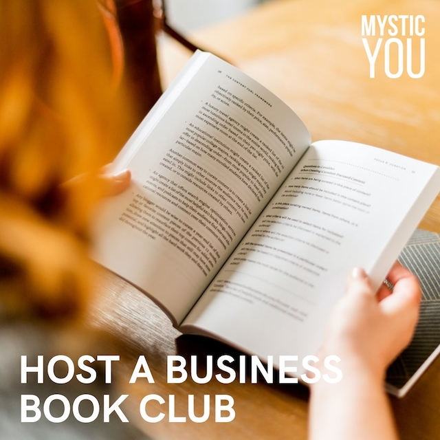How to Host a Business Book Club