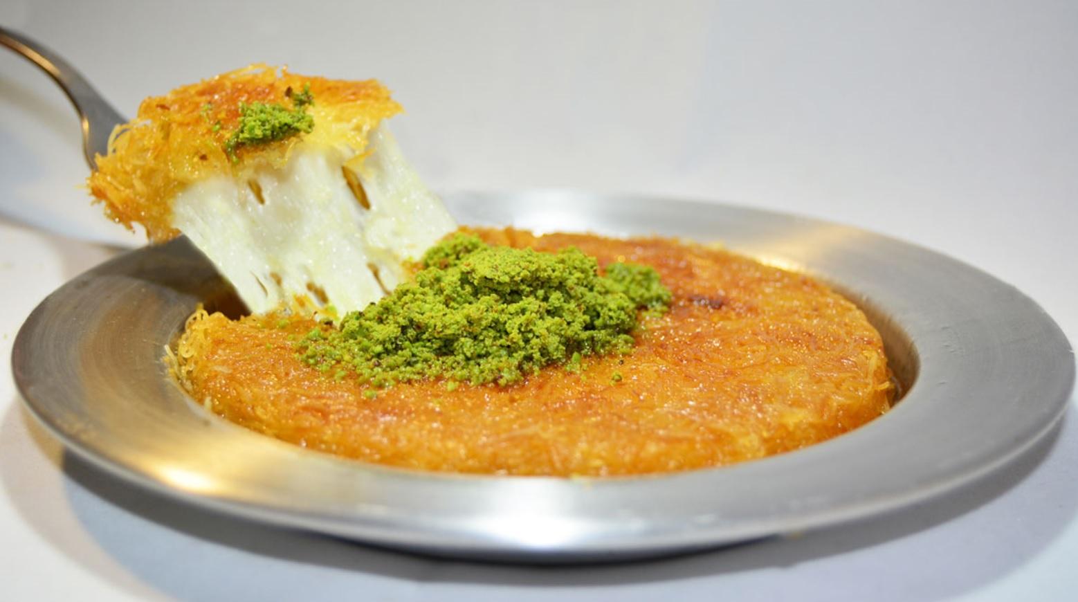 Desserts-Now Kunefe