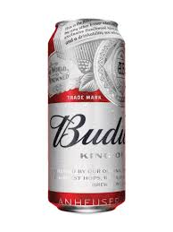 6pk BUD TALL CANS