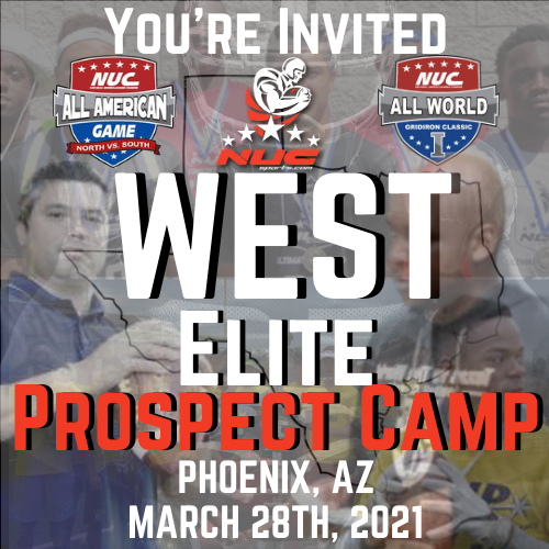 Coach Schuman's West Elite Prospect Camp, March 28, 2021 Phoenix, AZ