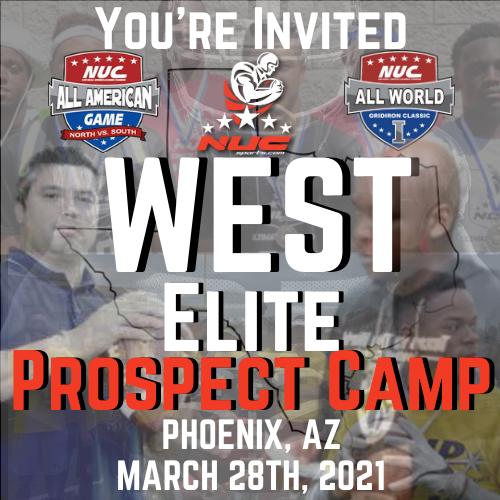 Coach Schuman's West Elite Prospect Camp, March 28, 2021 Phoenix, AZ