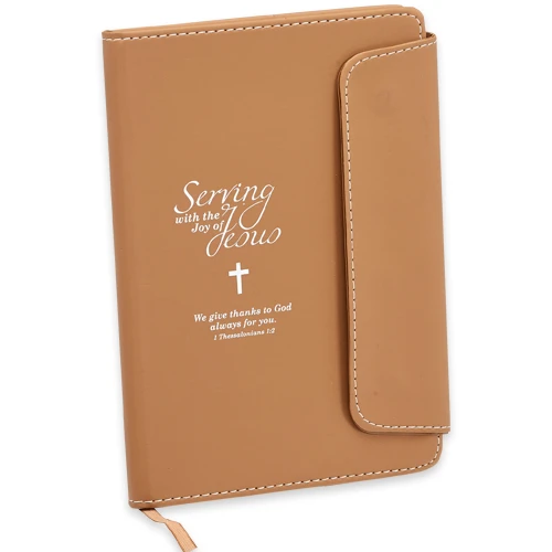 Magnetic Notebook - Serving with the Joy of Jesus