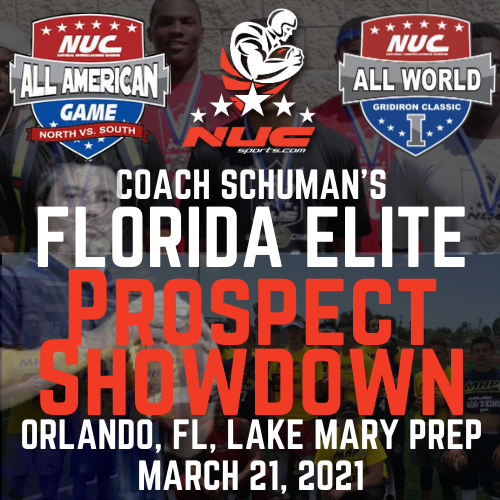 Coach Schuman's Central Florida Elite Prospect Showdown, March 21, 2021 Orlando, FL, Lake Mary Prep