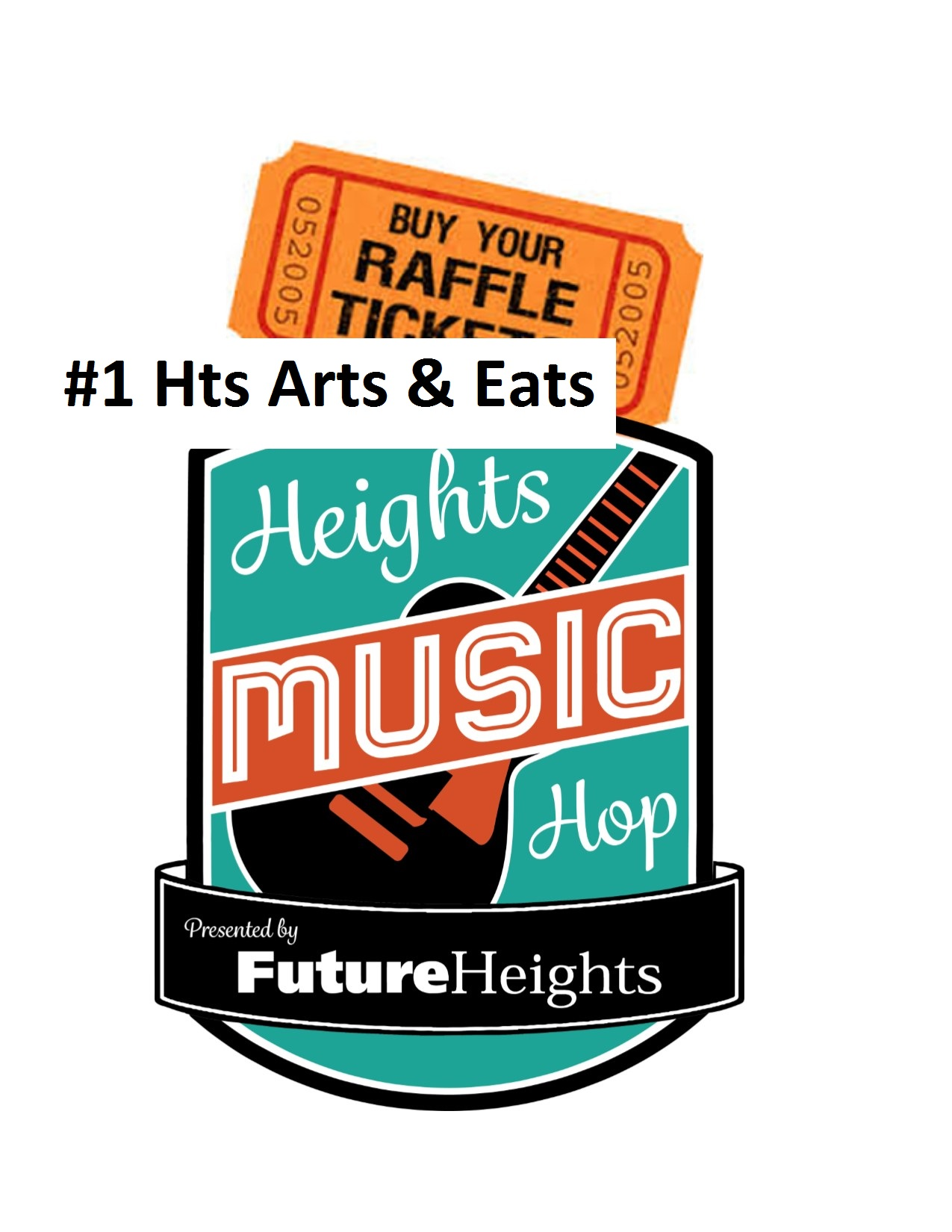 #1 Heights Arts & Eats Package