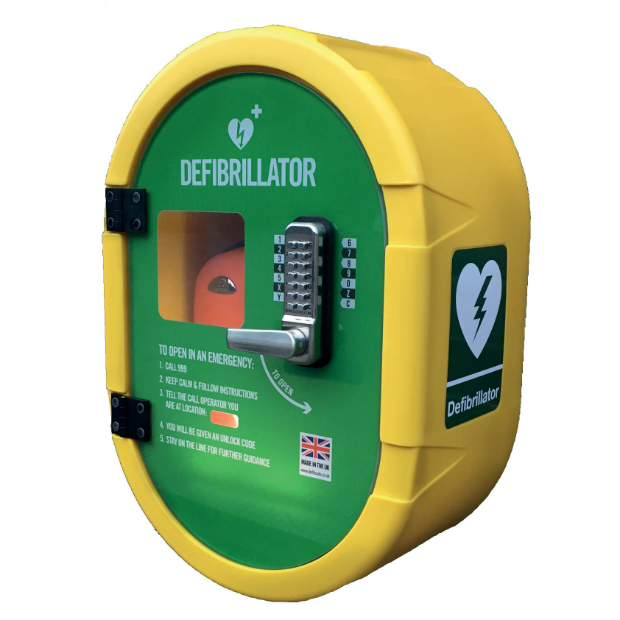 Defibrillator Purchase