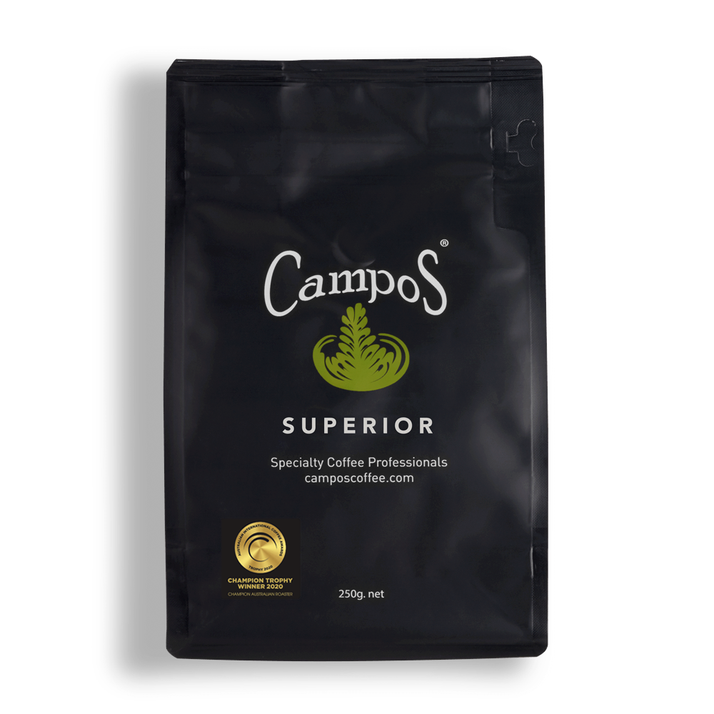 Campos Superior Whole Beans 500g