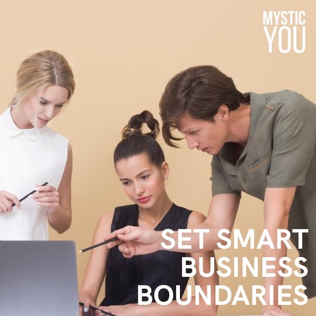 How to Set Smart Business Boundaries