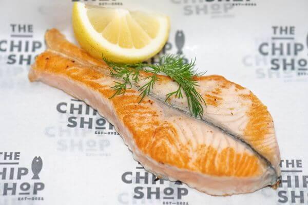 Fresh Tasmanian Salmon