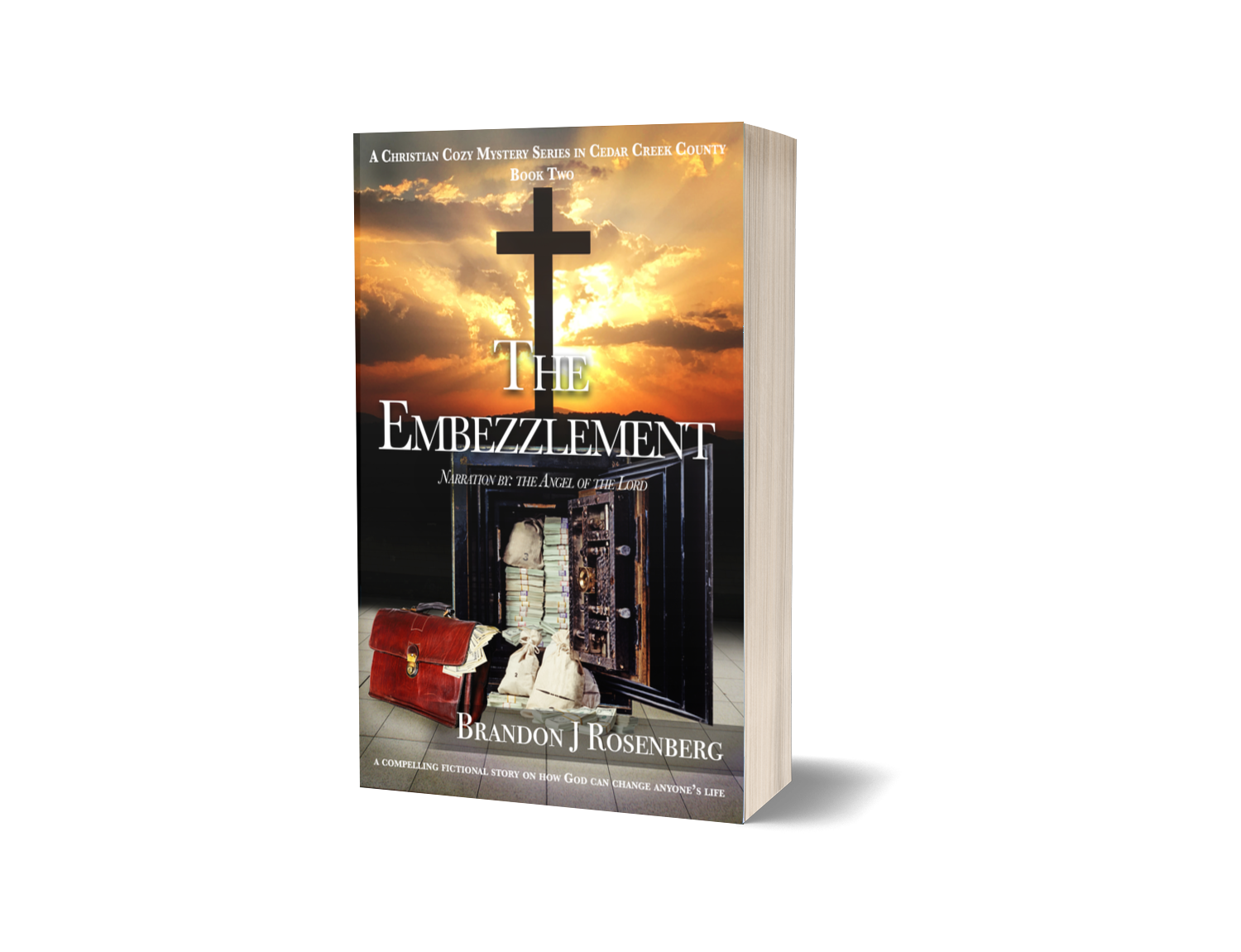 The Embezzlement - Book Two (Autographed by Brandon J Rosenberg)