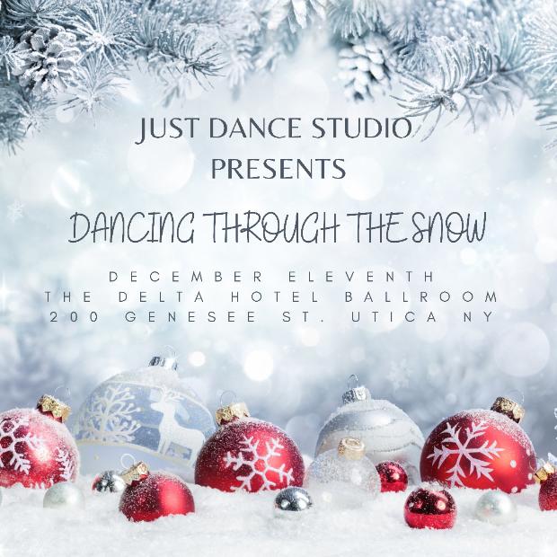 """Dancing Through The Snow"" Christmas Recital"