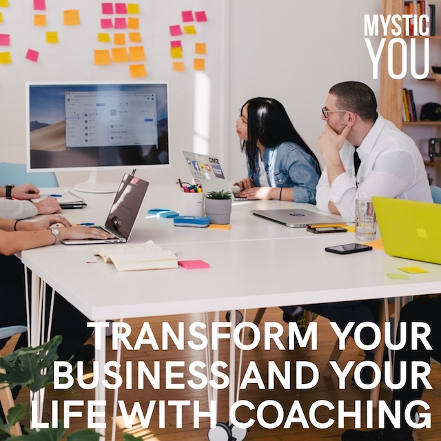 How to Transform Your Business and Your Life with Coaching