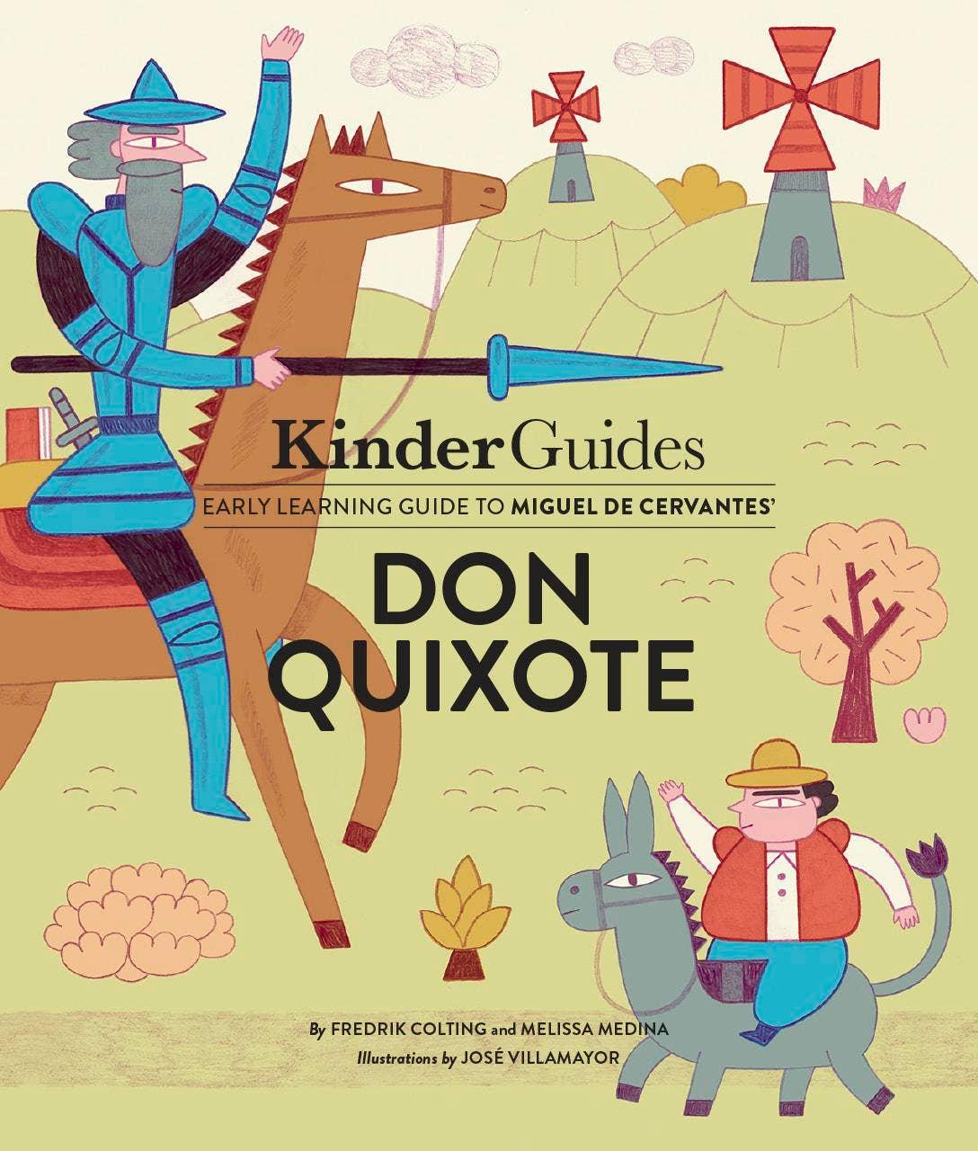 Miguel de Cervantes' Don Quixote