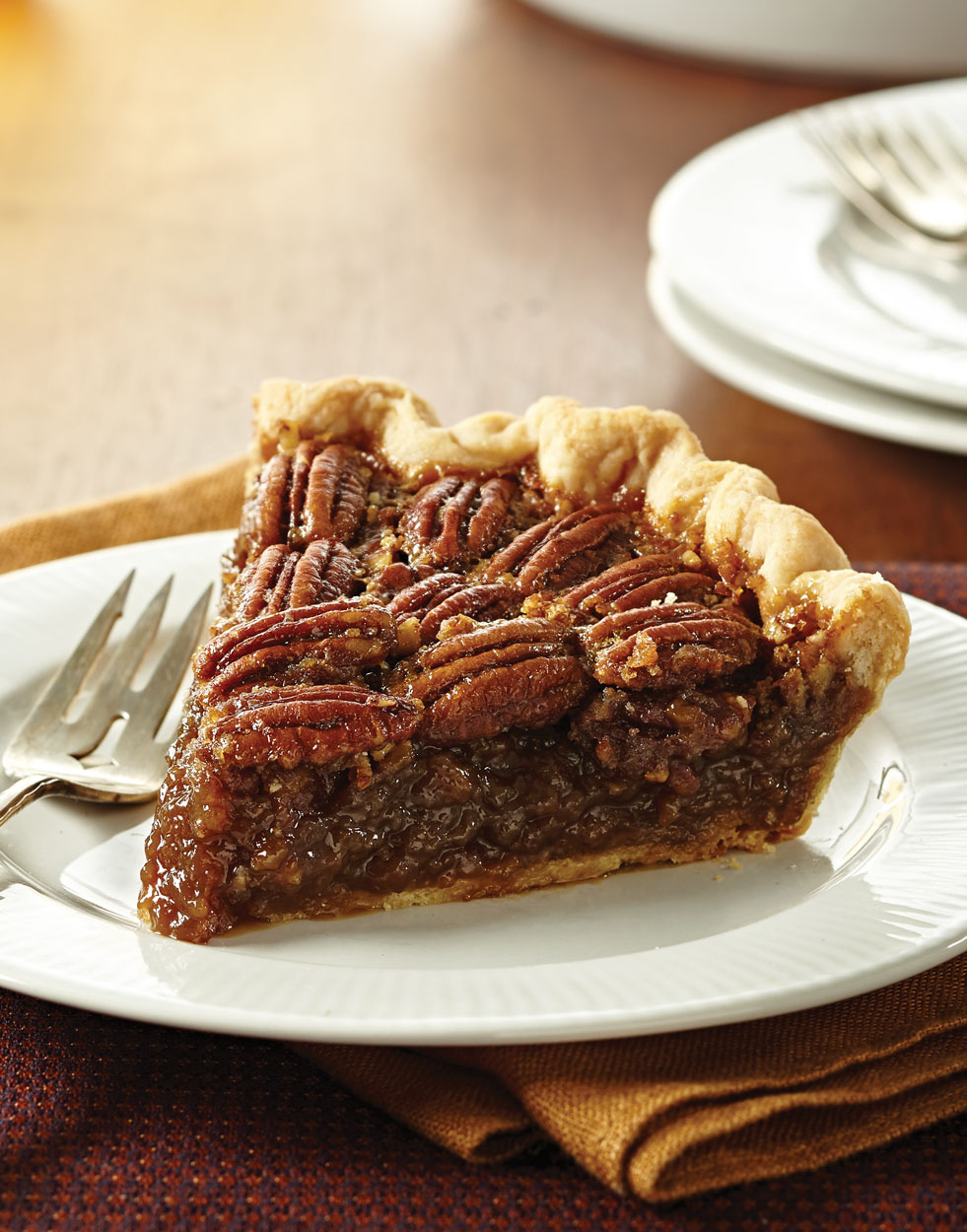 Thanksgiving Pecan Pie 2021
