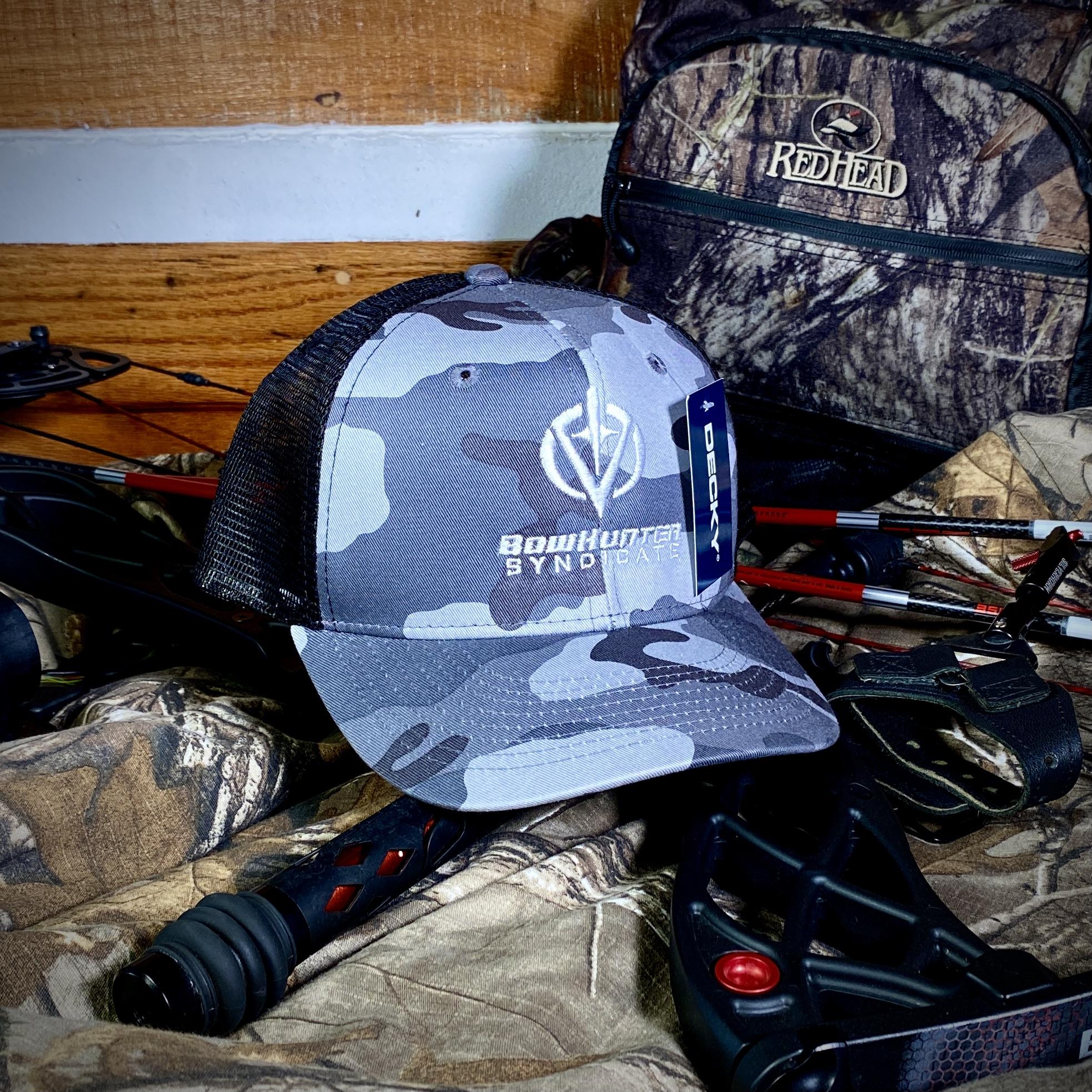 Bowhunter Syndicate Cap Model#1054-106