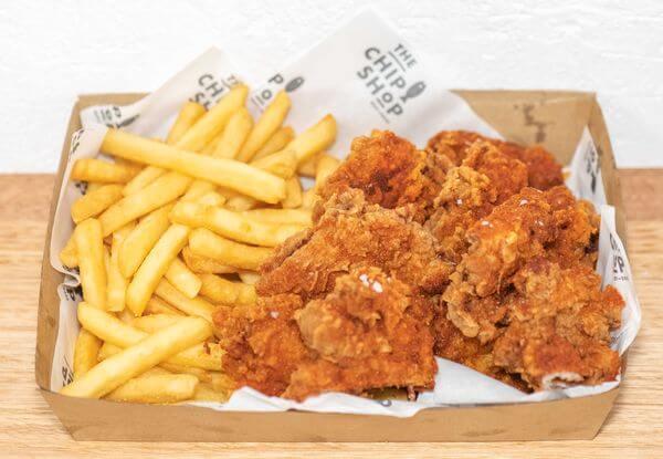 5x Chip Shop Buttermilk Fried Chicken