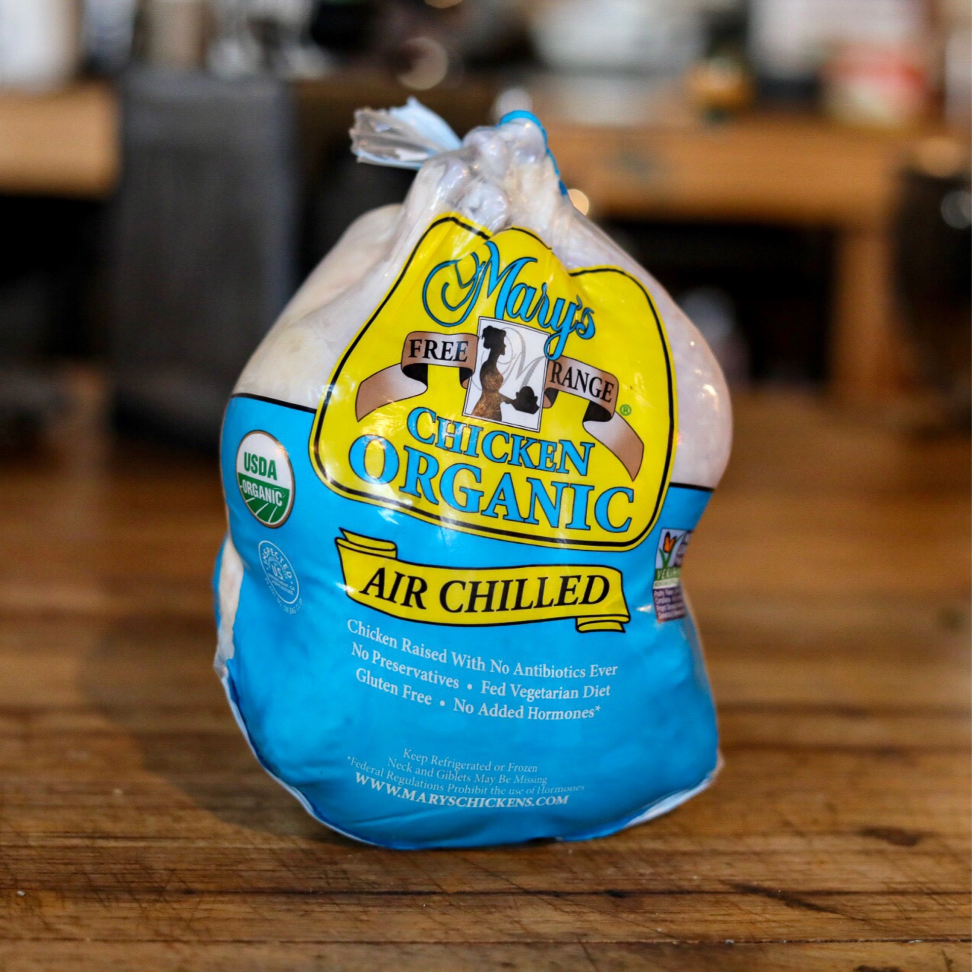 Mary's Organic Air-Chilled Chickens