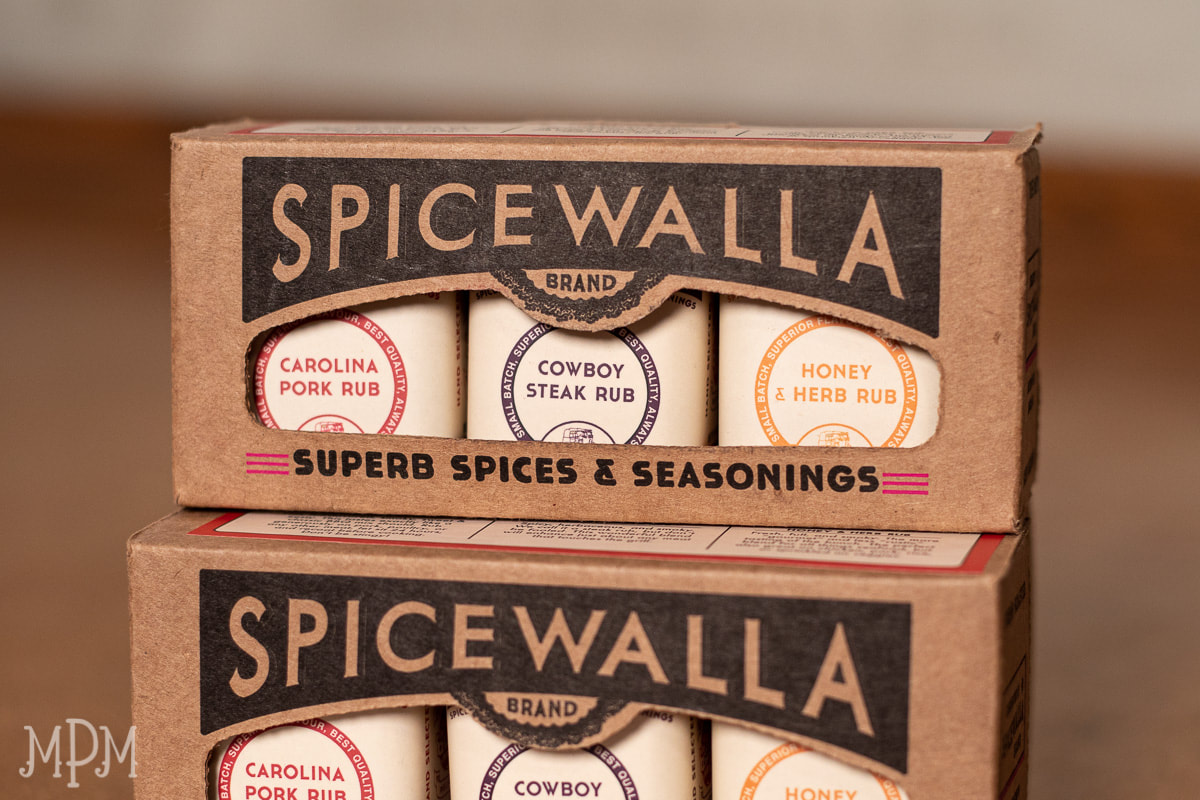 Spicewalla Grill and Roast 3 Pack