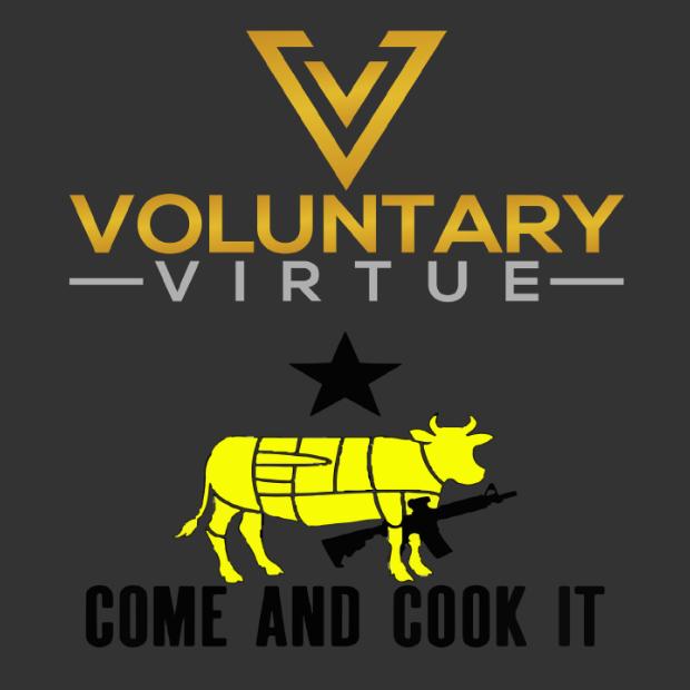 $10 Voluntary Virtue Charitable Action Donation
