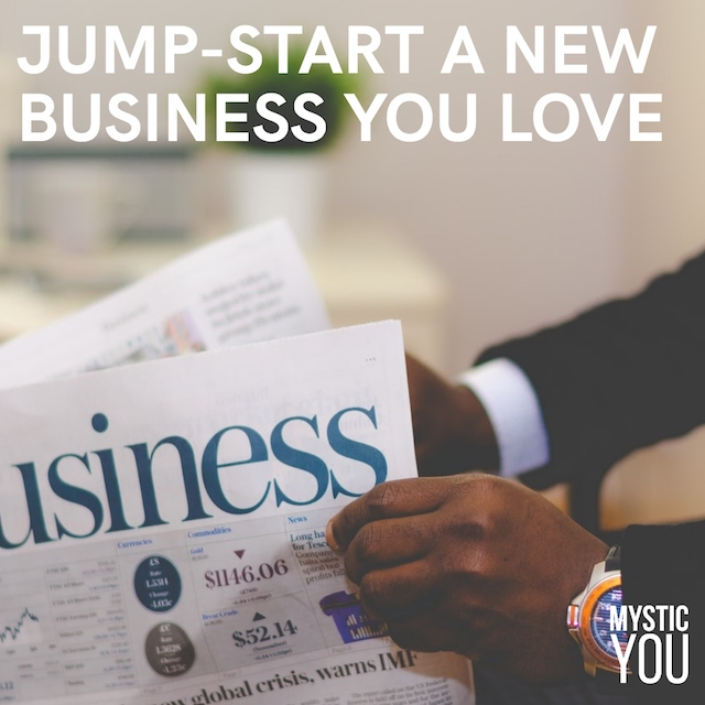 How to Jump-Start a New Business