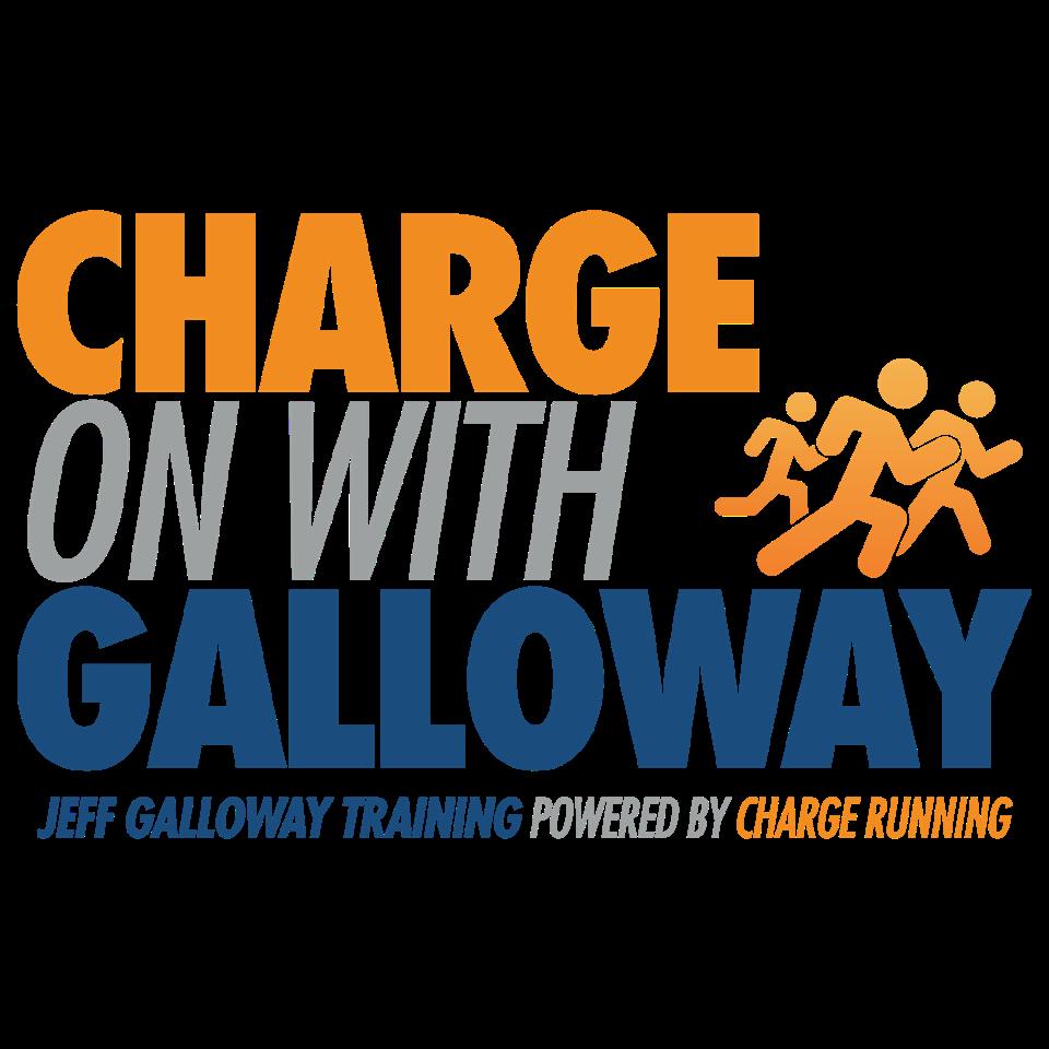 Jeff Galloway Half Marathon Live Virtual Training Club - Powered by Charge Running