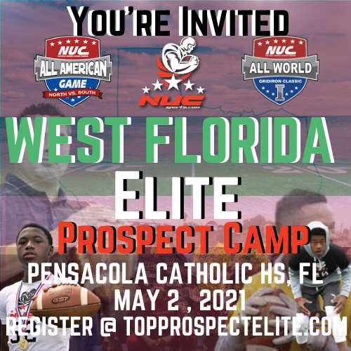 Coach Schuman's West Florida Elite Prospect Camp, May 2nd, 2021 Pensacola Catholic HS, FL