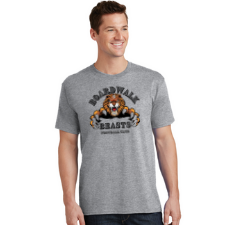 Boardwalk Beasts Football Club Tshirt