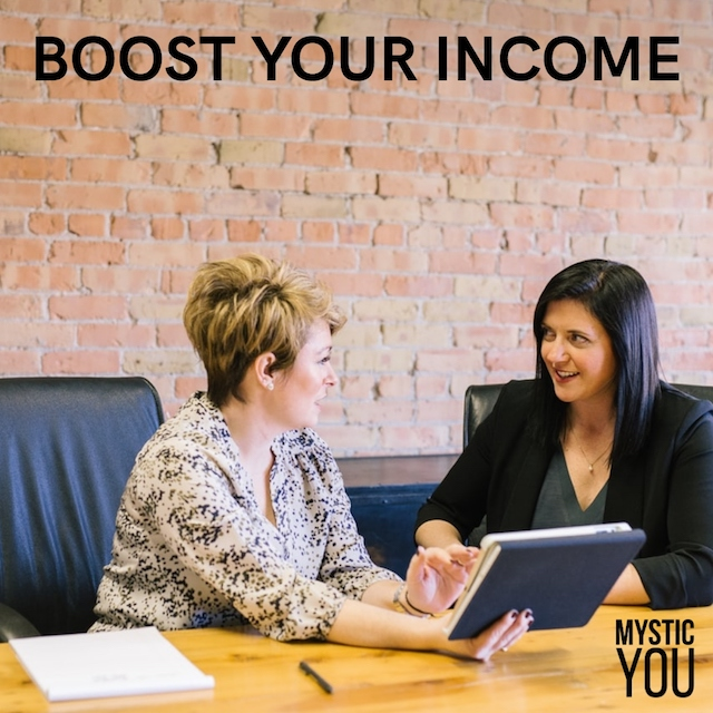 How to Boost Your Income