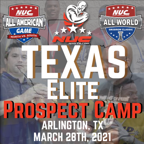 Coach Schuman's Texas Elite Prospect Showdown Camp, March 28th, 2021 Arlington, Texas