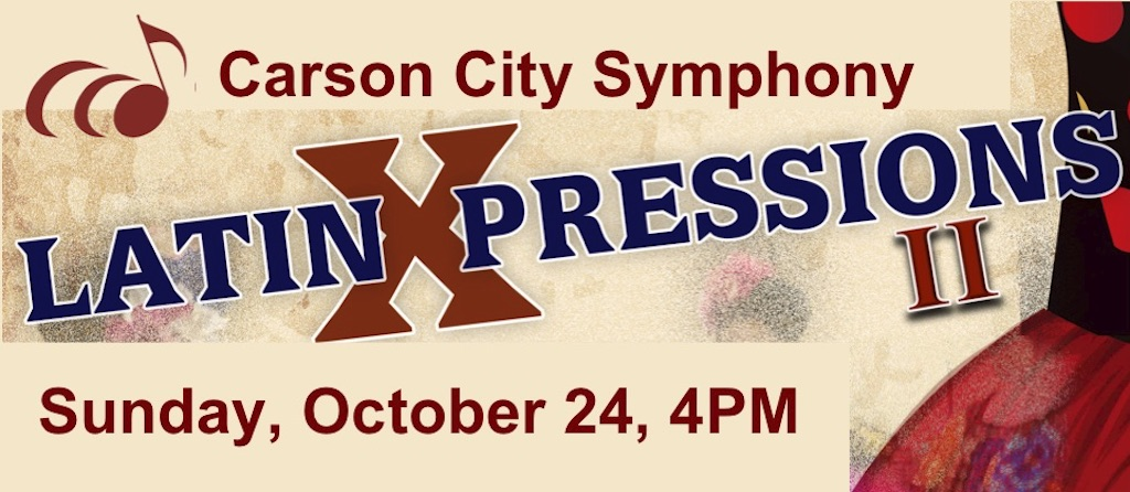 LatinXpressions II concert - General Admission