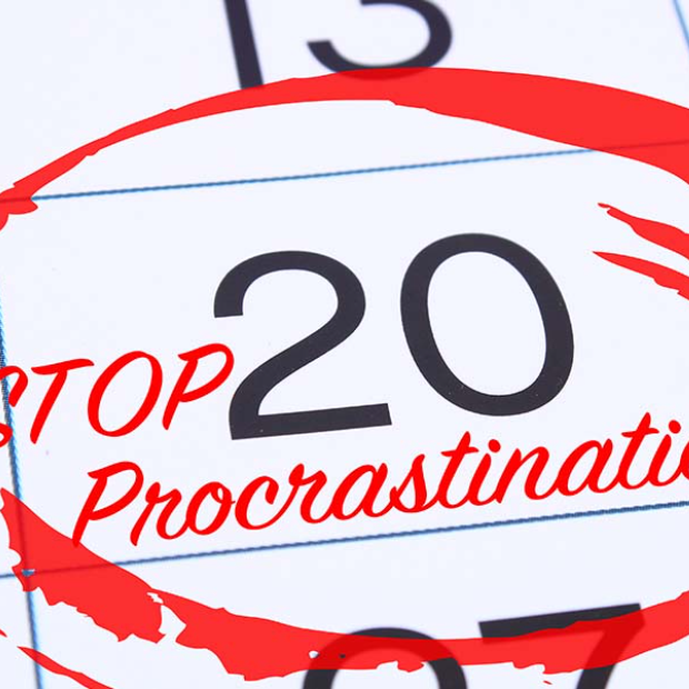 Breaking the of Procrastination Extended Course