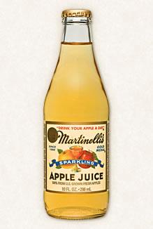 Martinellis Sparkling Apple Juice