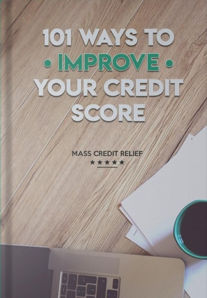 101 Ways to Improve Your Credit Score