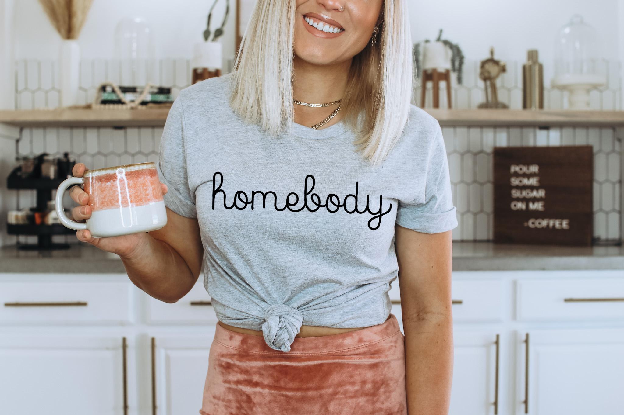 Homebody T-Shirt