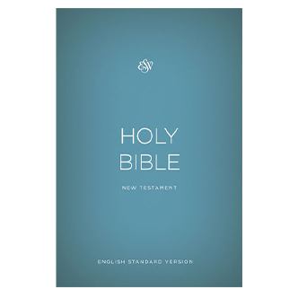 Bible - English Standard Version (ESV), New Testament Full-Size