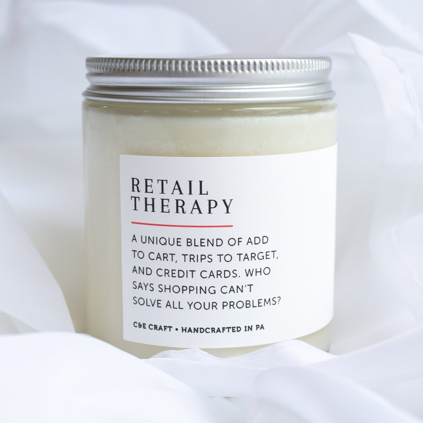 Retail Therapy Candle
