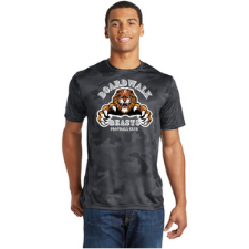 Boardwalk Beasts Football Club Camo Performance Shirt