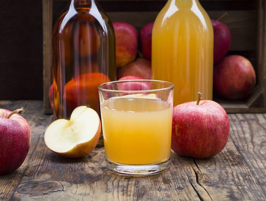 Refreshers-Now Apple Juice