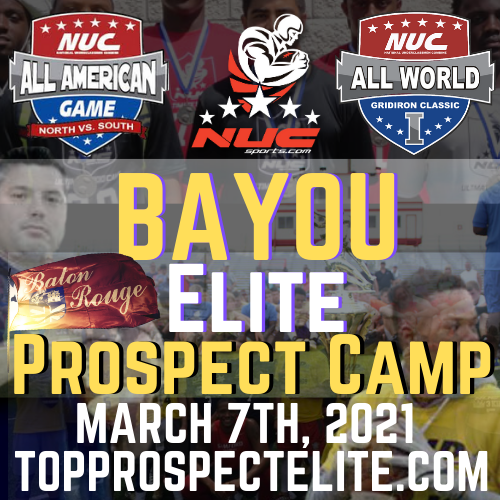 Coach Schuman's Bayou Elite Prospect Camp, March 7th, 2021 Baton Rouge, LA, Denham Springs HS