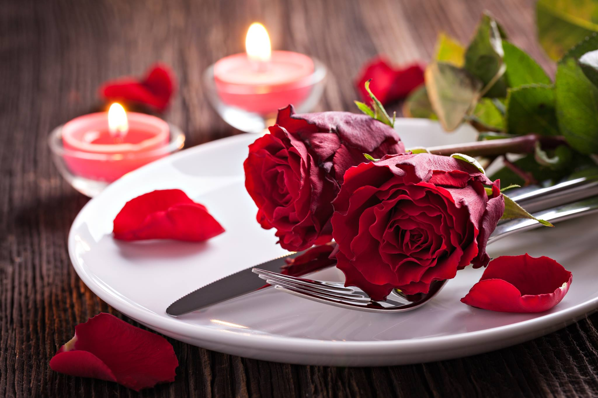 Valentine's Dinner for Two-Now