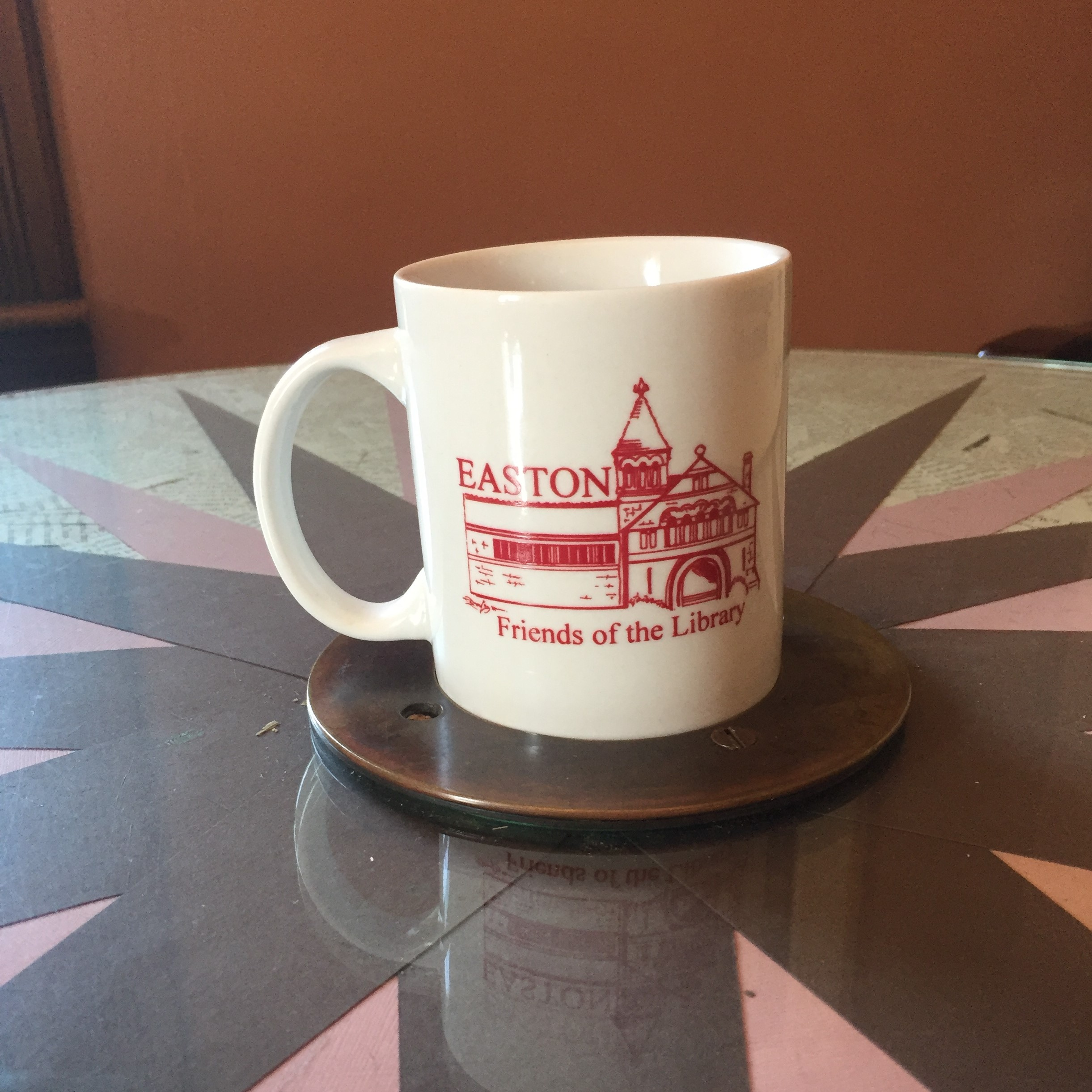 Friends of the Ames Free Library Mug