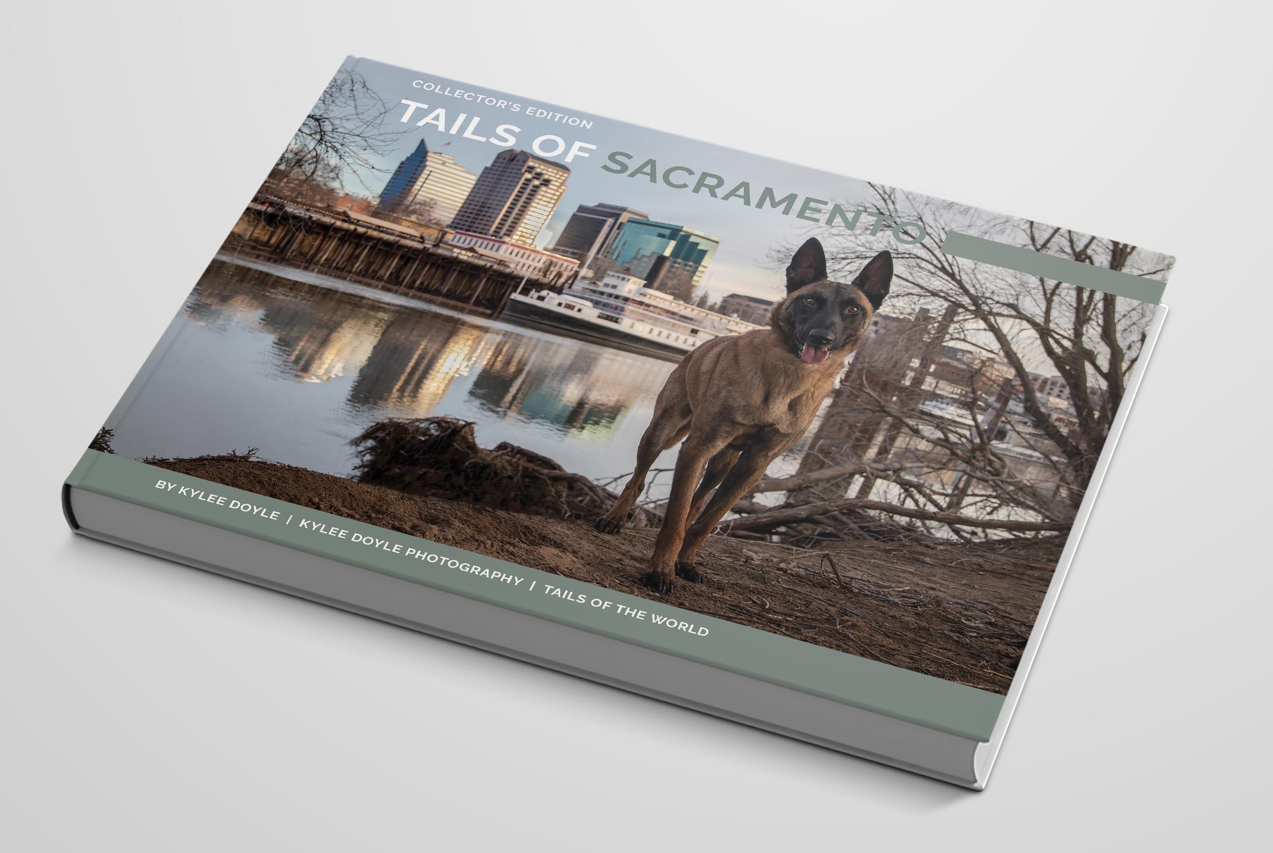 Tails of Sacramento Book