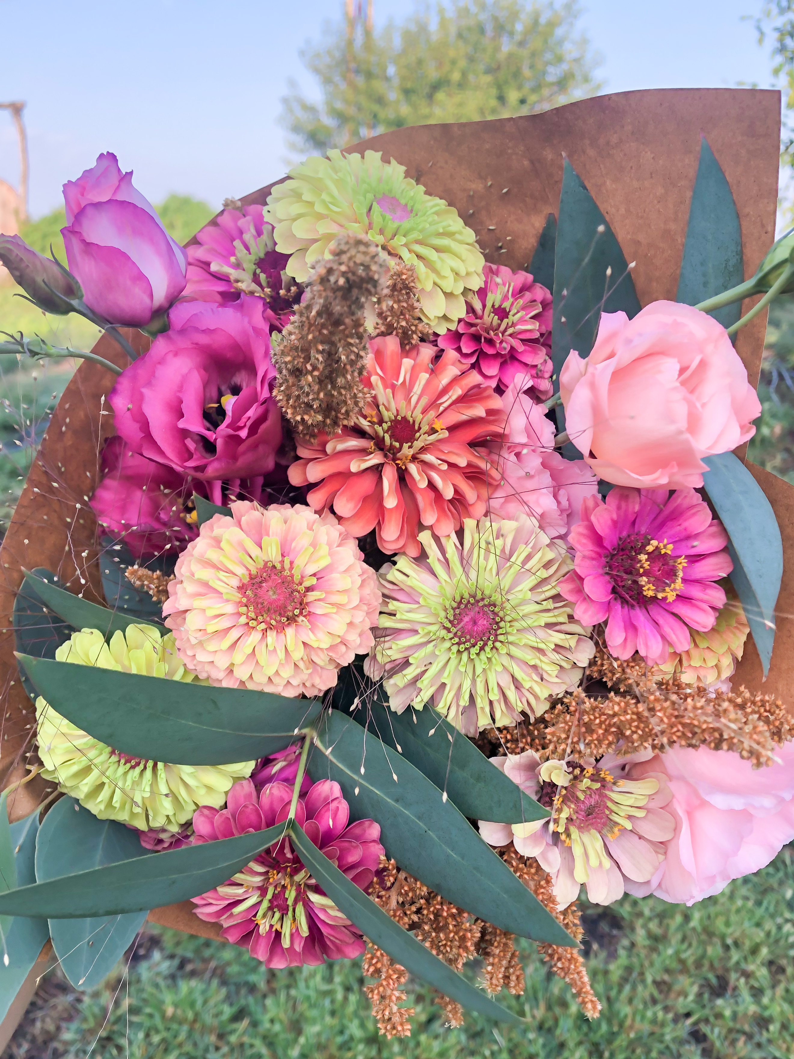 Standard Flower Bouquet