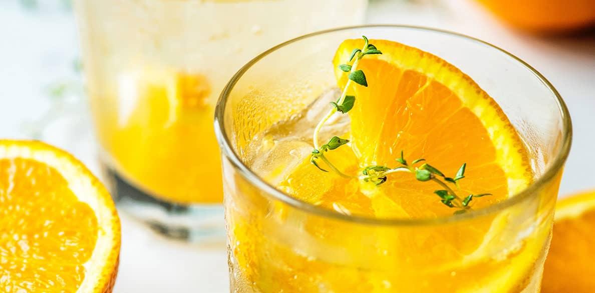 Refreshers-Now Orange Juice