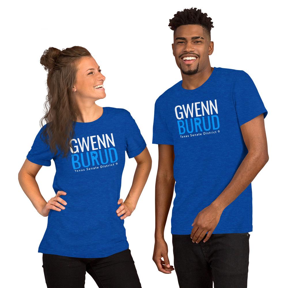 Gwenn Burud for Senate Soft Shirt