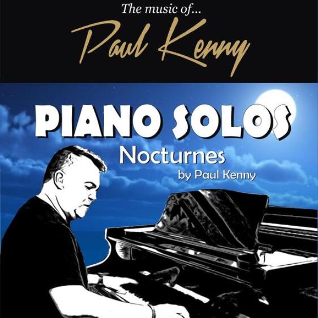 Piano Solos - Nocturnes (inc. Australia Post)