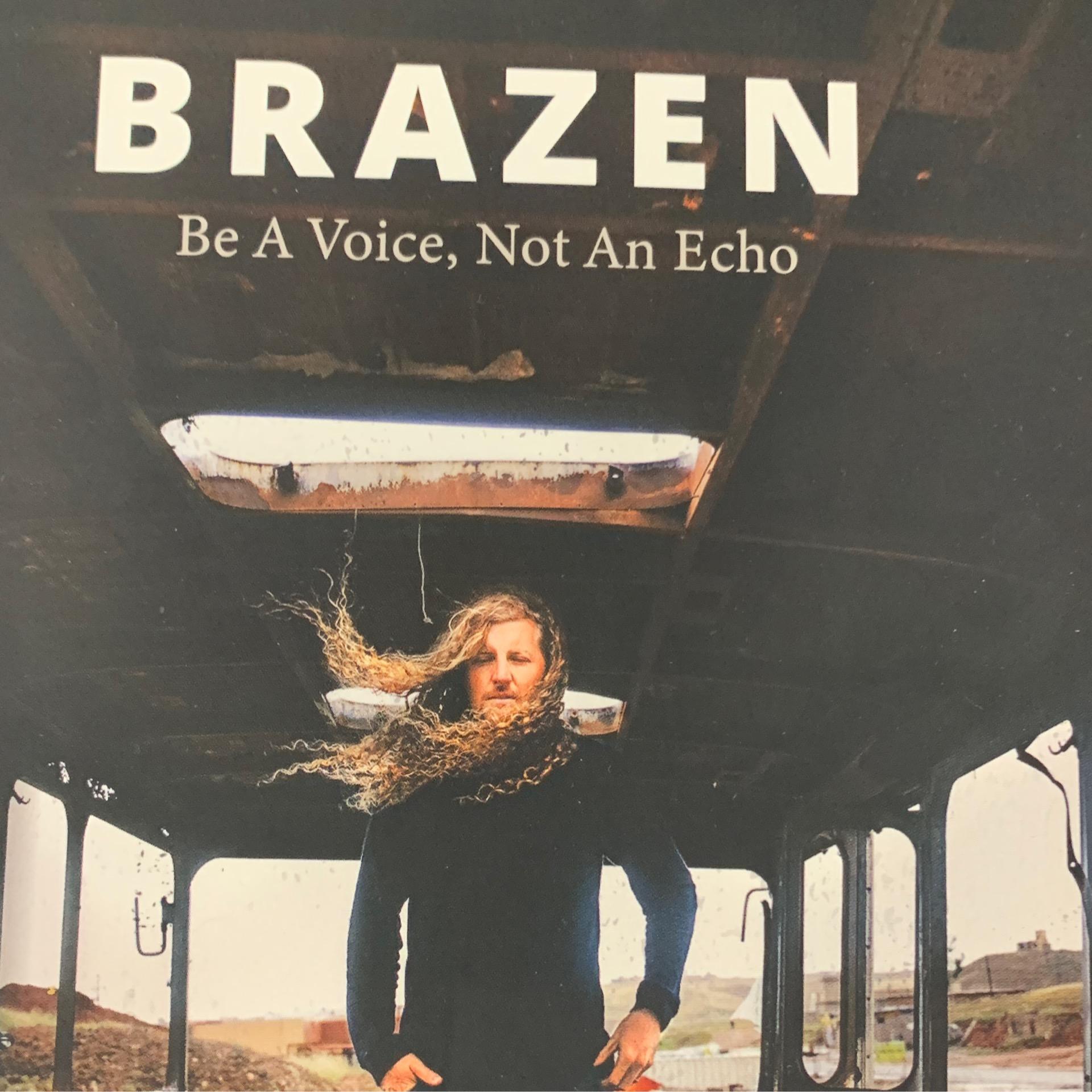 Book - Brazen